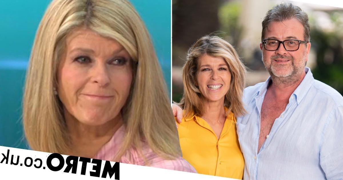 Kate Garraway conflicted about going to NTAs without husband Derek
