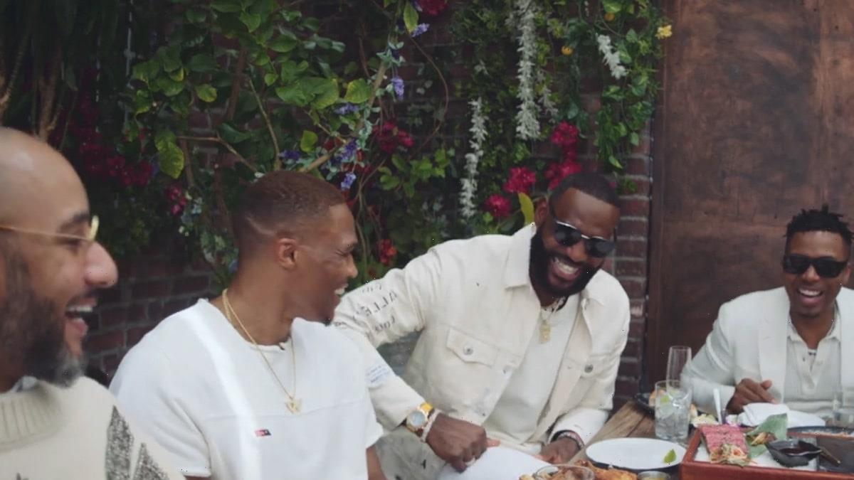 LeBron James, Russell Westbrook Star In New Nas Music Video