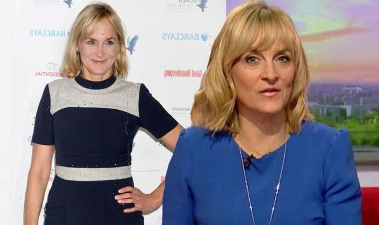 Louise Minchin shows off 'rebel' behaviour days after emotional exit from BBC Breakfast