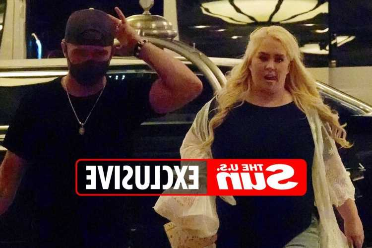 Mama June, 42, caught with boy toy Jordan McCollum, 24, in first photos together as couple enjoys luxe Las Vegas trip