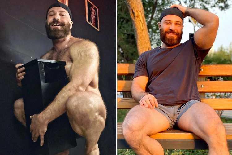 Man, 36, who once married sex doll reveals he's now 'in love' with a giant ashtray following 'broken' marriage to 'wife'