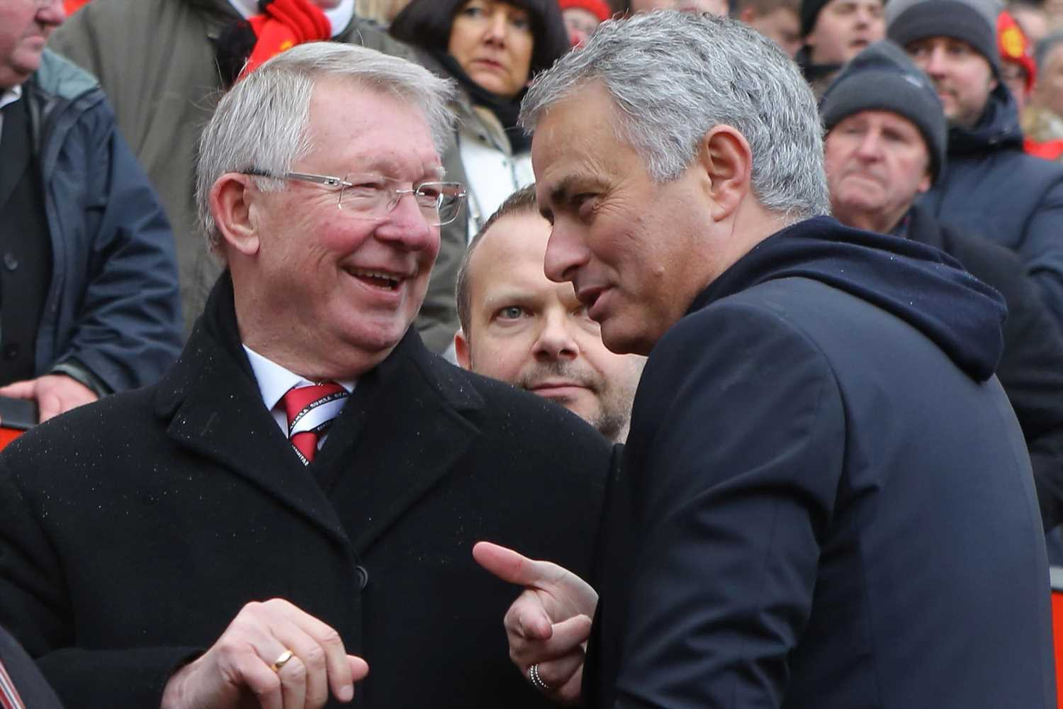 Man Utd legend Sir Alex Ferguson hails Jose Mourinho as one of 'managerial greats' ahead of 1,000th game in charge