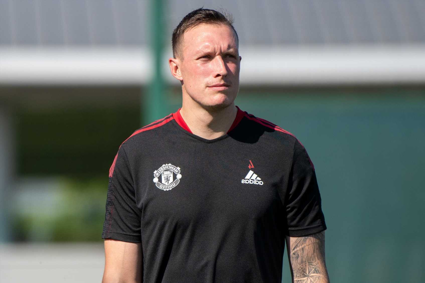 Man Utd star Phil Jones reveals he broke down in tears with wife after street abuse while out with kids amid injury woes