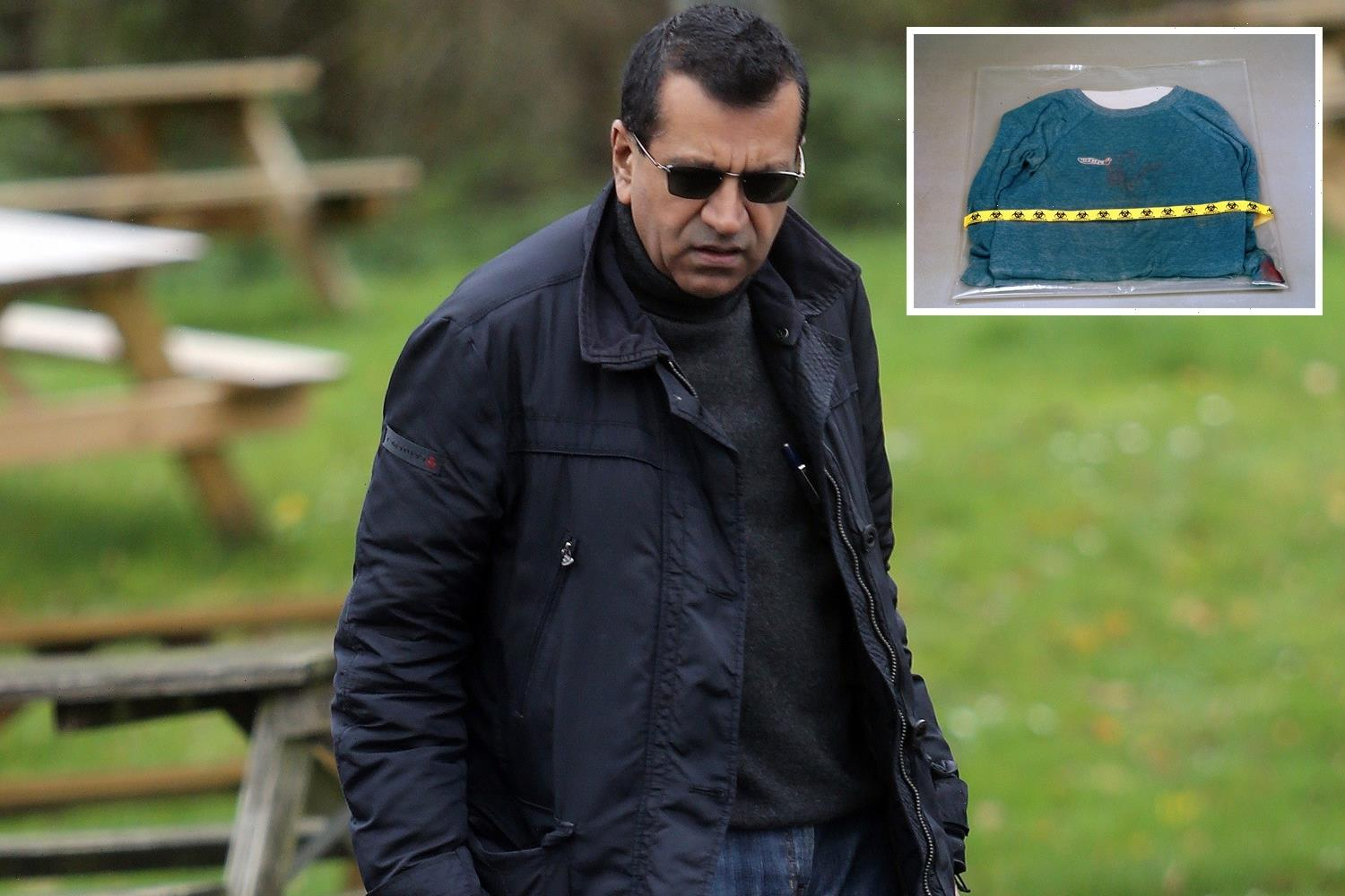 Martin Bashir lost bloodied clothes of murdered schoolgirl, 9, and BBC 'failed to properly search for them'