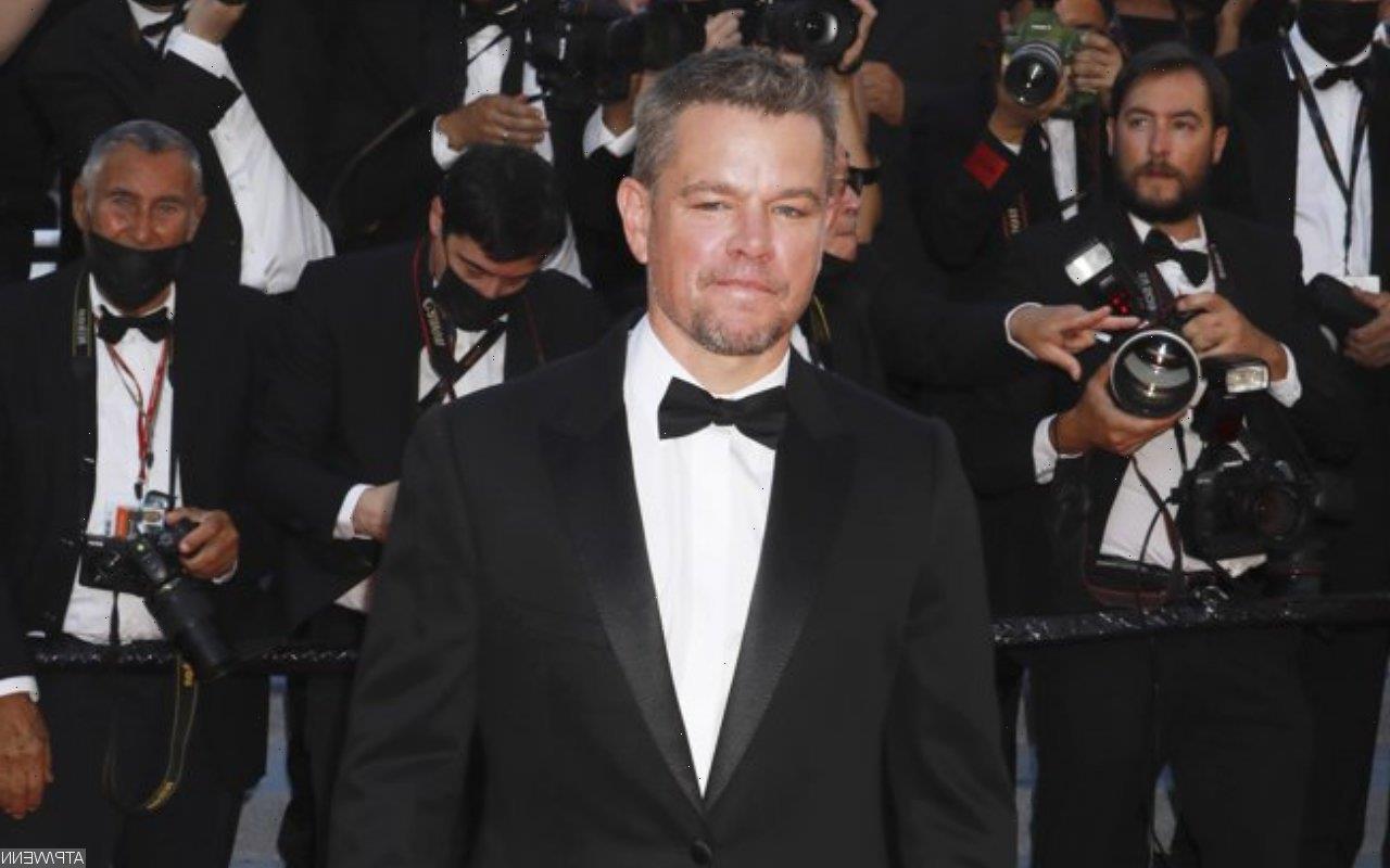 Matt Damon Opens Up on Details of Secret Instagram