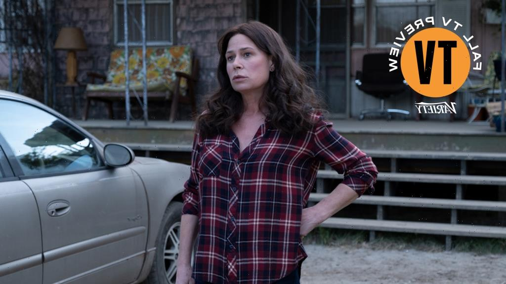 Maura Tierney on Playing a Mother Going to 'Extreme Measures' to Save Her Son on 'American Rust'