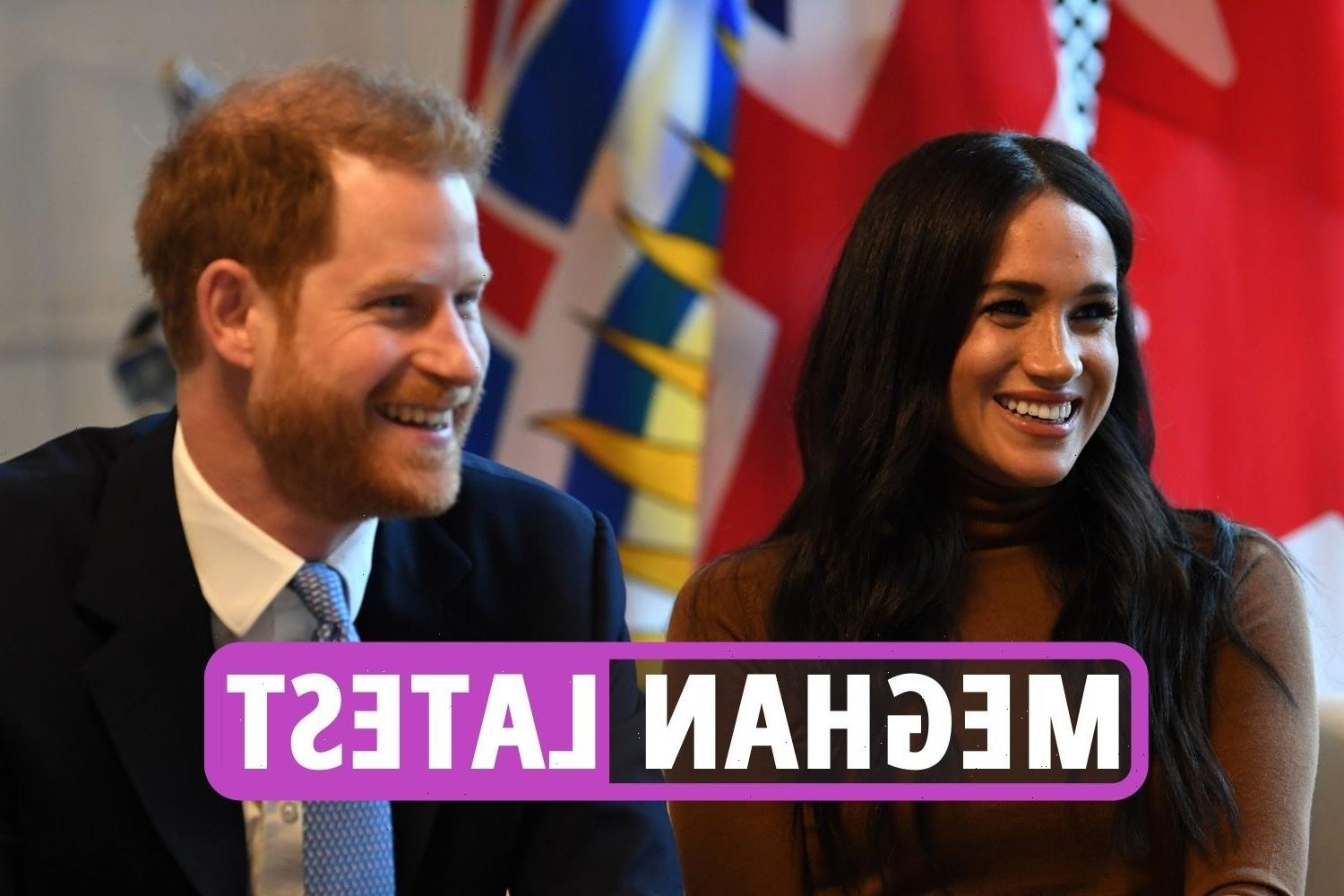 Meghan Markle latest news: Harry & Meg 'blissfully unaware of the mayhem they cause' as Duke to appear in Philip TV film