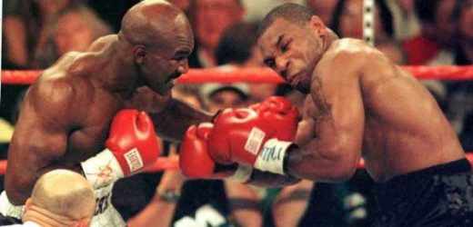Mike Tyson 'scared to fight' Evander Holyfield again, Ryan Kavanaugh claims