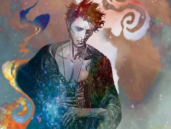 Netflix Shows Off First Footage of 'The Sandman' Adaptation