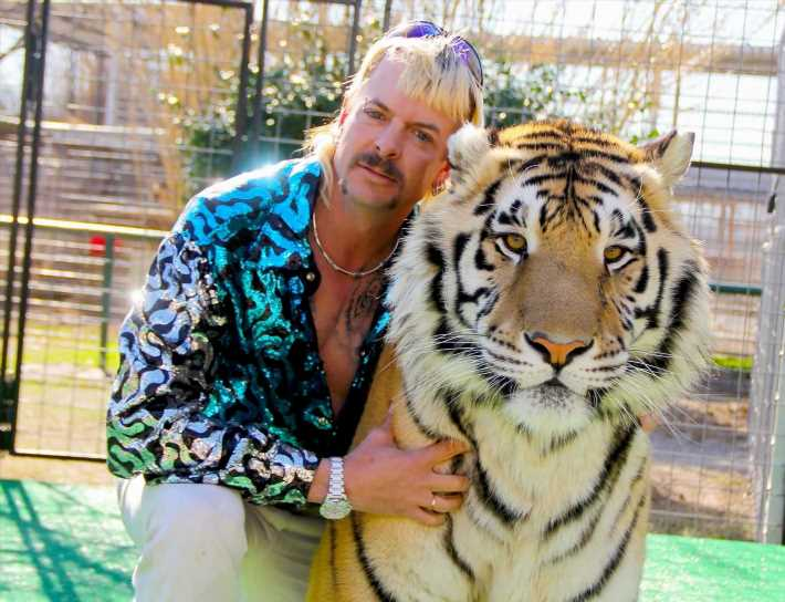 Netflix releases first glimpse of Joe Exotic in Tiger King 2 as it teases new batch of binge-worthy documentaries