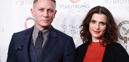 'No Time to Die': Daniel Craig Allegedly Cut Back on Dangerous Stunts Because His Wife Rachel Weisz Must Live With His Injuries
