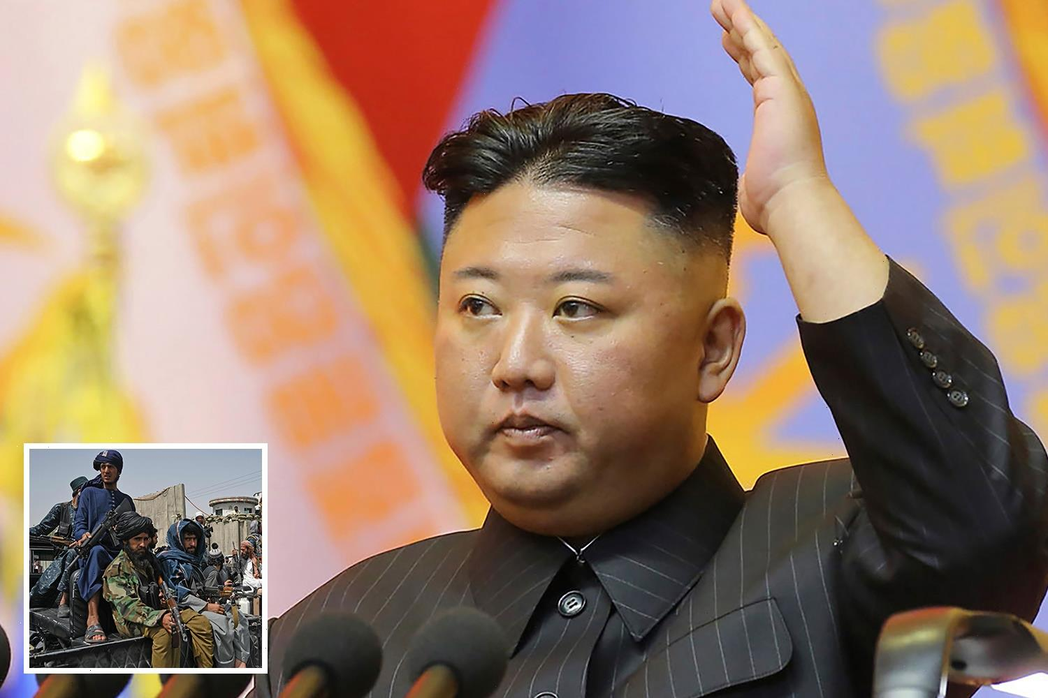 North Korea blasts US as 'stranglers of human rights' over Afghan exit