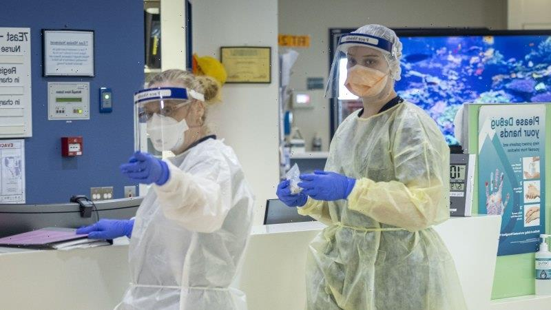 One in 7 Australians in health jobs as pandemic changes employment