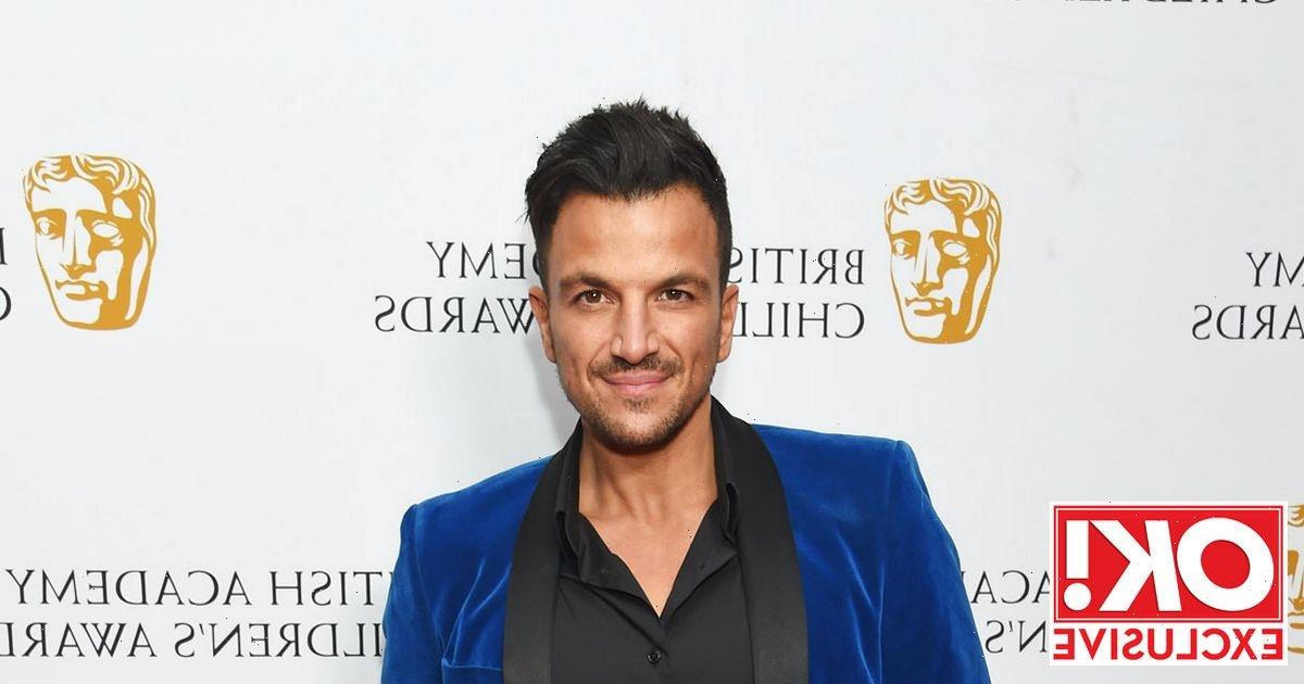 Peter Andre says he'd love to be the next James Bond