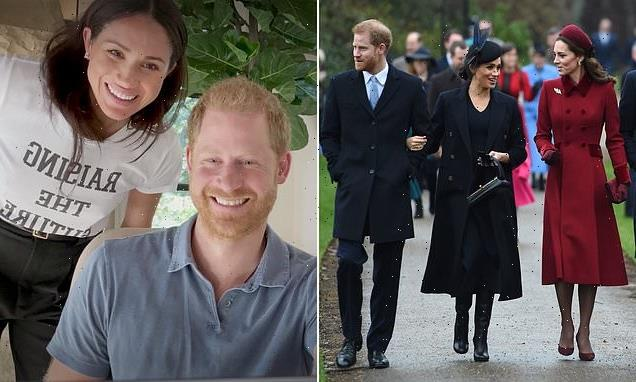 Prince Harry and Meghan Markle could bring their children to the UK