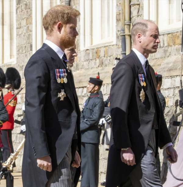 Prince William 'has not been able to come to terms' with the Sussexes' exit