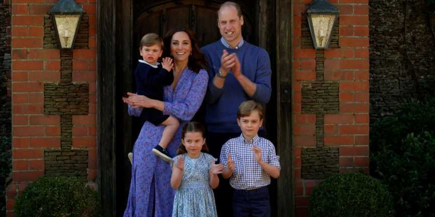 Prince William and Kate Middleton Are Fresh Off a Vacation with the Queen