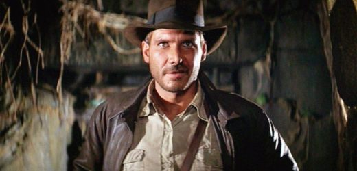 Princess Leia, R2-D2, and C-3PO Make Their Appearance in George Lucas and Steven Spielberg's 'Indiana Jones' With Harrison Ford