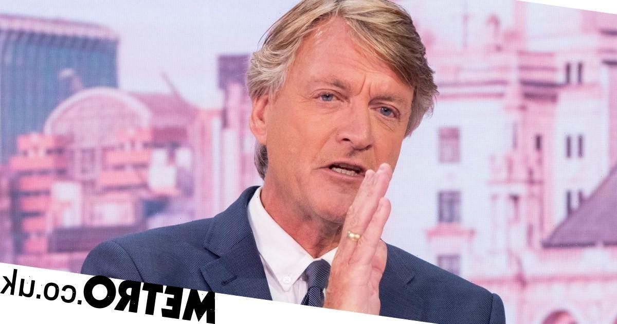 Richard Madeley accuses M25 climate change protestors of 'complete ignorance'