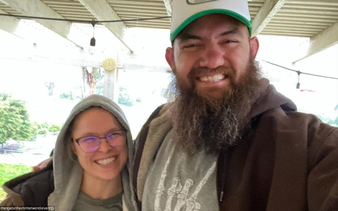 Ronda Rousey Offers First Glimpse of Her and Travis Browne's Newborn Daughter