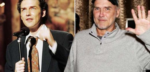 SNL's Norm Macdonald mourned as 'genius' & 'one of a kind' by friends including Steve Martin after comic's death at 61