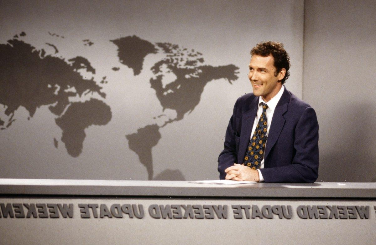 'Saturday Night Live' Star Norm Macdonald Was the Perfect Weekend Update Host for the '90s