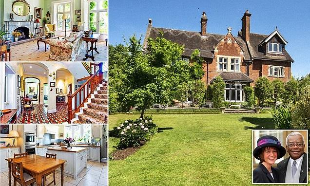 Sir Trevor McDonald sells £5.4m Richmond home after split with wife