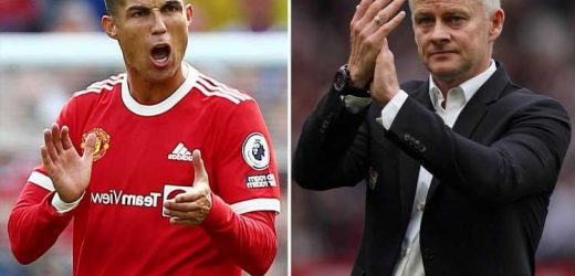 Solskjaer confirms Man Utd legend Cristiano Ronaldo CAN play into 40s after mum's shock claim due to 'spot-on mentality'