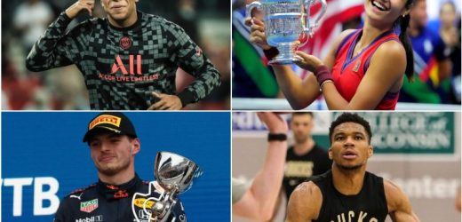 Sporting Life: As young stars take over sport, the old try and resist