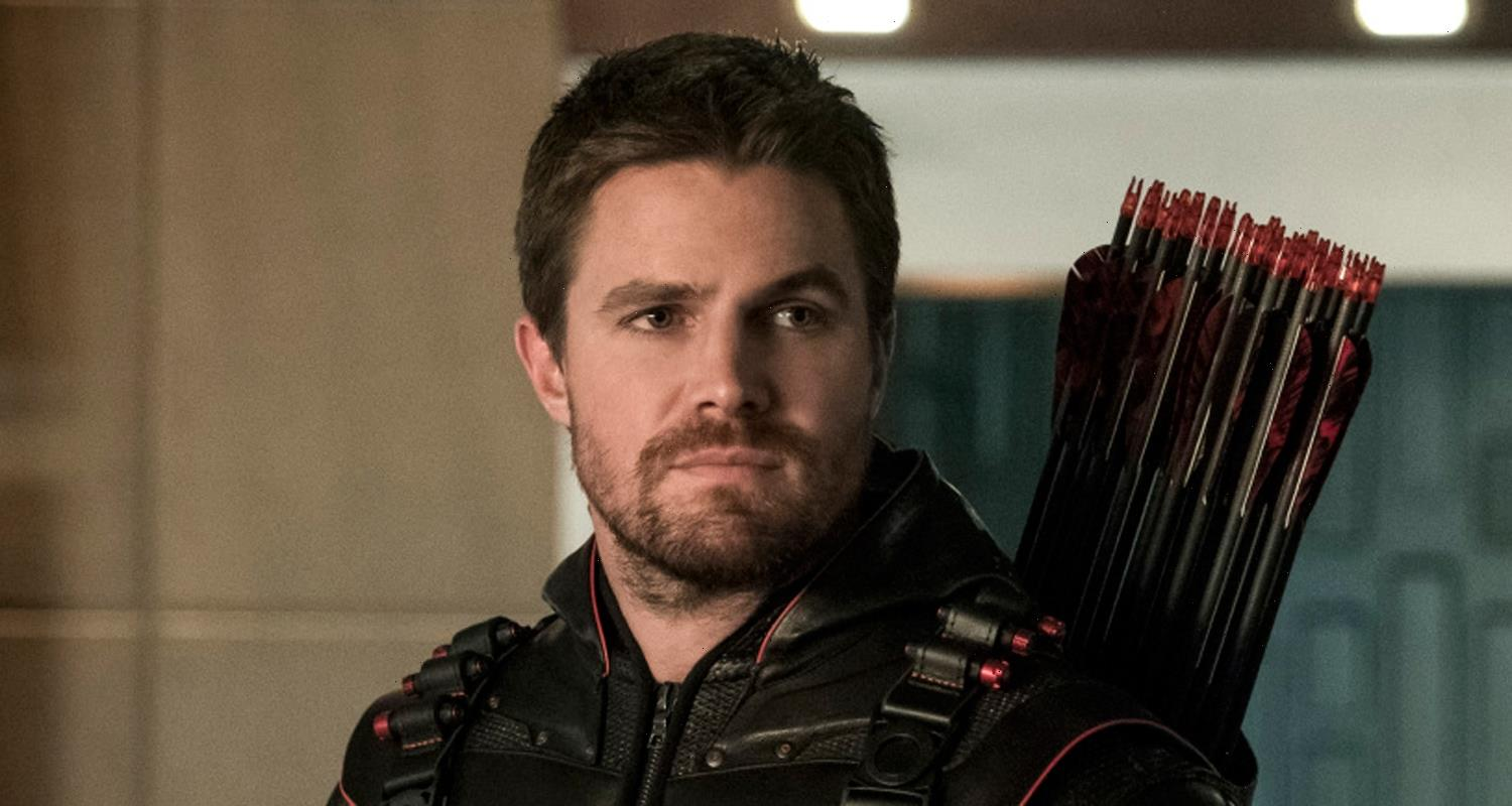 Stephen Amell Gets Permanent 'Arrow' Tribute With New Arm Tattoo