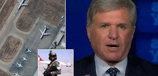 Taliban STOP six planes of evacuees from leaving Afghanistan
