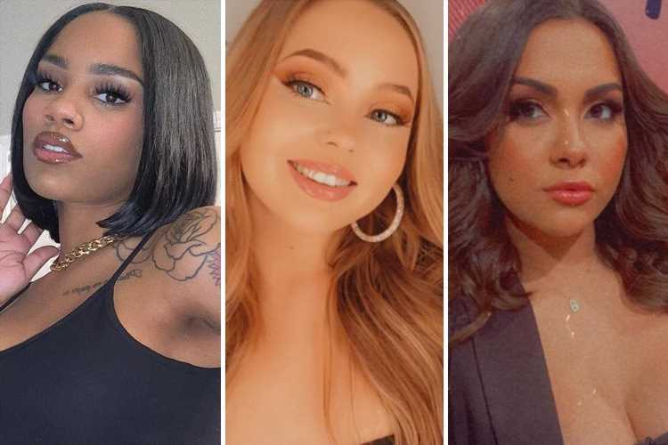 Teen Mom Briana DeJesus and Jade Cline 'have huge fight with Ashley Jones' on spin-off and are 'put in separate hotel'
