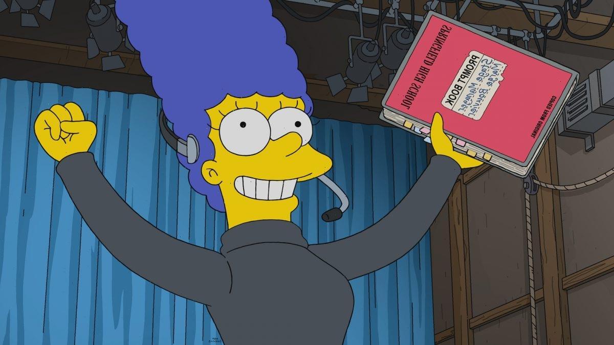'The Simpsons' Season 33 Premiere Review: Kristen Bell Voice's Marge's Musical Revenge