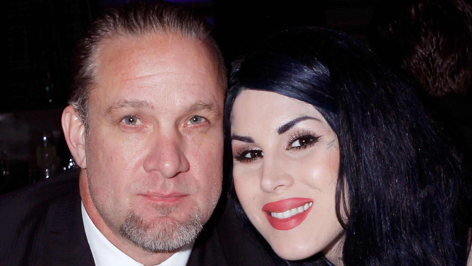 The Truth About Kat Von D's Relationship With Jesse James