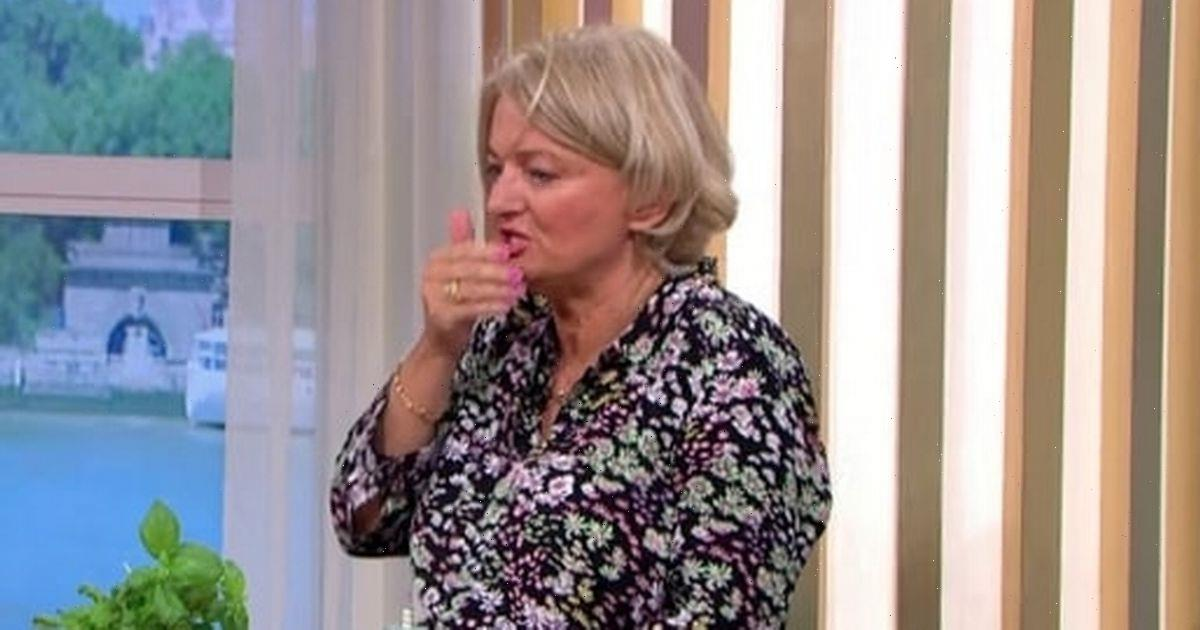 This Morning descends into chaos as Alice Beer's kitchen gadget 'explodes': 'You went too far!'
