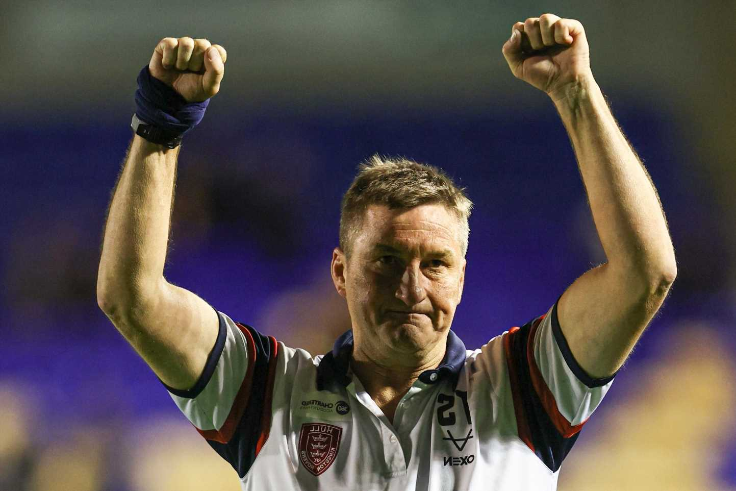 Tony Smith admits Hull KR's run to Super League's semi-finals has changed them
