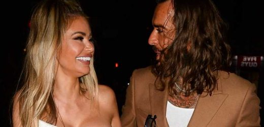 Towie's Pete Wicks and Chloe Sims spark fresh romance rumours as they leave NTAs arm-in-arm