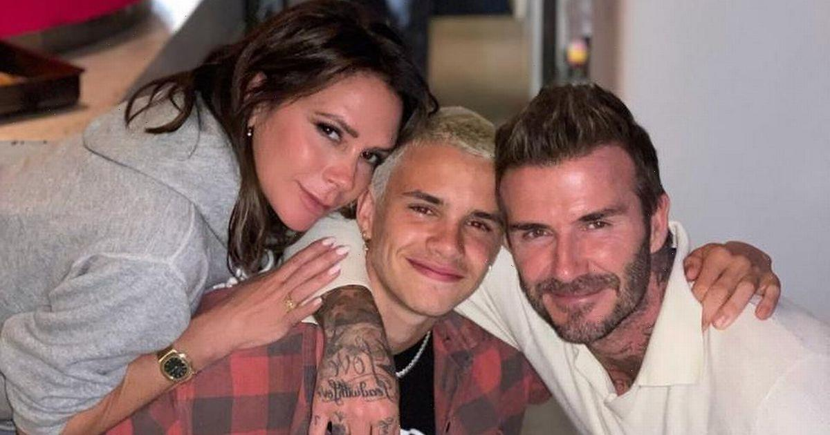 Victoria Beckham shares sweet snap of son Romeo on his 19th birthday