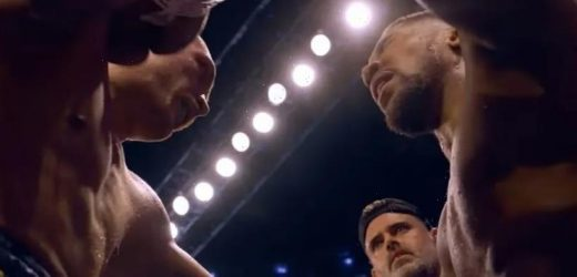 Watch Anthony Joshua tell Oleksandr Usyk 'now I know how to beat you' immediately after shock defeat in new footage