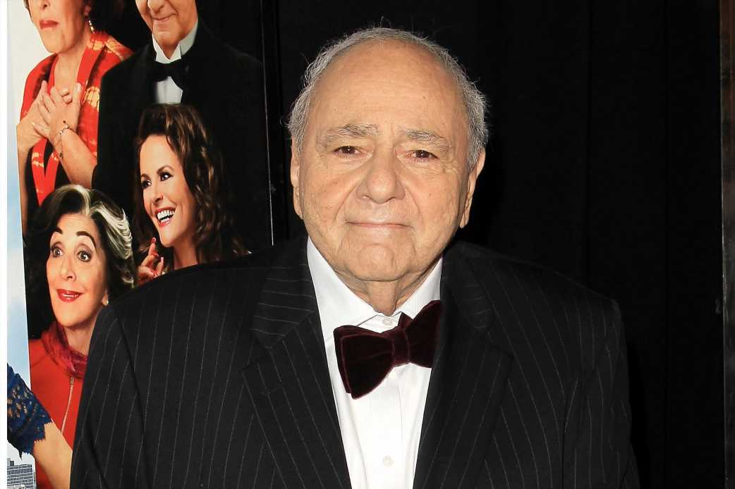 Who were Michael Constantine's wives?