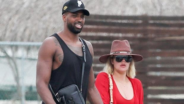 Why Khloe Kardashian Made A 'Conscious Effort' To Be 'Friendly' With Tristan Thompson After Split