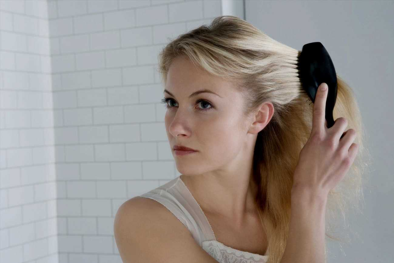 You've been brushing your hair all wrong… and you're making it look WORSE