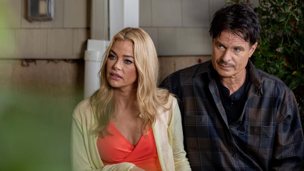 'The Junkyard Dogs': First Look At Denise Richards & Patrick Muldoon In U.S. Comedy