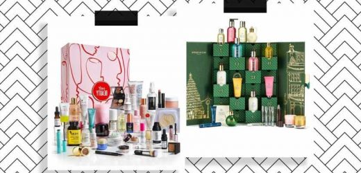 2021's beauty advent calendars have landed and you won't want to miss them