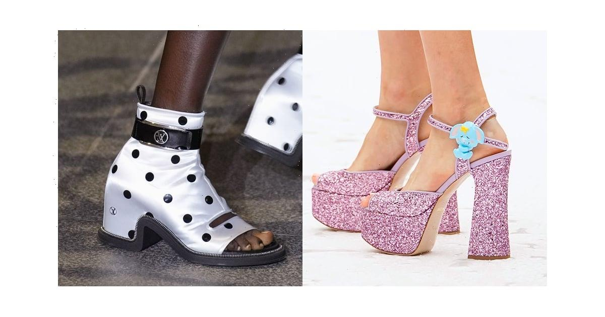 6 Shoe Trends We'll Be Adding to Our Spring '22 Wish Lists