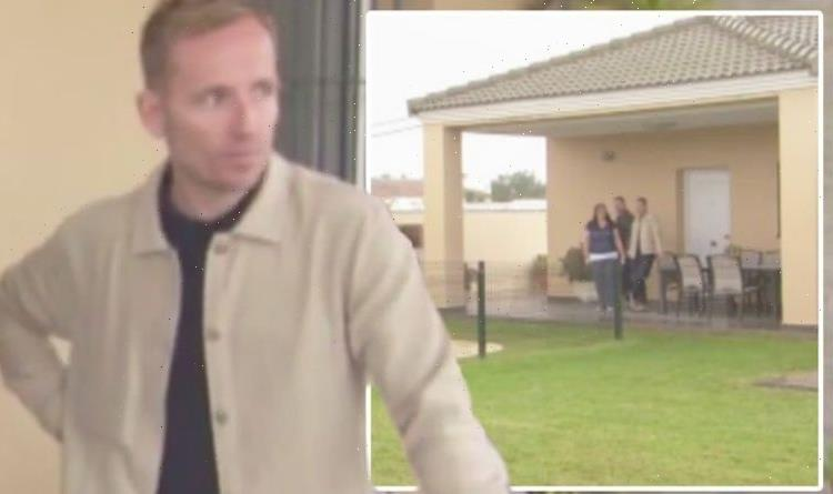 A Place in the Sun's Jonnie Irwin forced to apologise as rogue weather derails house hunt