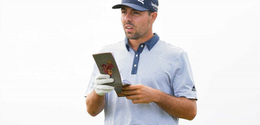Alejandro del Rey shoots 58 at the Swiss Challenge to record lowest golf round EVER on European Tour