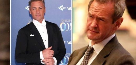 Alexander Armstrong's awkward encounter with Dancing on Ice star: 'Didn't know him!'