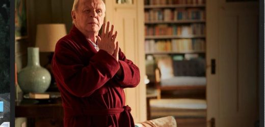 Anthony Hopkins to Reunite With 'The Father' Director Florian Zeller for 'The Son'