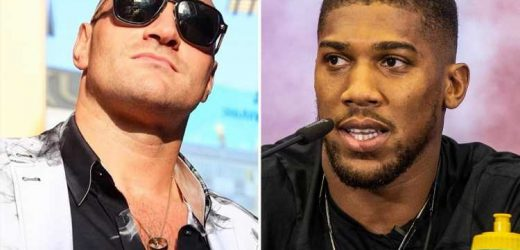 Anthony Joshua says Tyson Fury regularly rings him to tell him 'I'll knock you out' in the height of their rivalry – The Sun